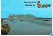 De rots van Gibraltar
