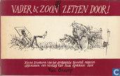 Comic Books - Vader & Zoon [Van Straaten] - Vader & Zoon zetten door!