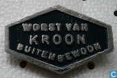 Worst van Kroon buitengewoon [noir]