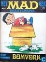 Bandes dessinées - Mad - 1e series (revue) (néerlandais) - Nummer  45