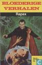 Comics - Bloederige verhalen - Rapax