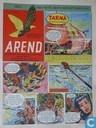 Strips - Arend (tijdschrift) - Jaargang 4 nummer 20