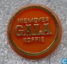Niemeyer Gala Koffie oranje
