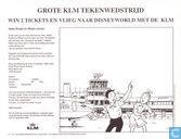 Grote KLM tekenwedstrijd