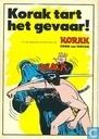 Comics - Broeders van de speer - De wilde buffel