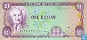Jamaica $ 1