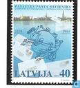 125 years Universal Postal Union