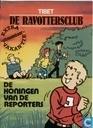 Bandes dessinées - Cubitus - De koningen van de reporters