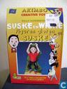 Figuren gieten - Suske