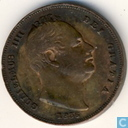United Kingdom 1 farthing 1836
