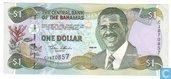 Bahamas $ 1 2001