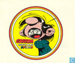"VERKEERDE RUBRIEK -STICKER Sticker ""Gaston gaffe dans Spirou"""