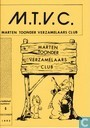 Marten Toonder Verzamelaars Club Clubblad 6