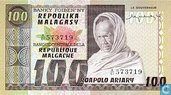 Madagaskar 100 Francs