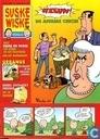 Bandes dessinées - Suske en Wiske weekblad (tijdschrift) - 2001 nummer  32