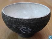 Westraven Chanoir schaaltje met zeewier motief