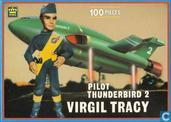 Puzzels - Sci-fi, Thunderbirds - Virgil Tracy