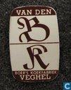 BK Van den Boer's Koekfabriek Veghel [bruin]