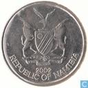 Namibië 10 cents 2002