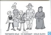 Strips - Suske en Wiske - De Tartaarse helm + De rinoramp + Heilig bloed