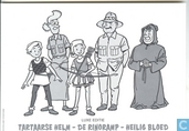 Bandes dessinées - Bob et Bobette - De Tartaarse helm + De rinoramp + Heilig bloed