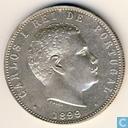 Portugal 1000 Reis 1899