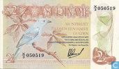 Suriname 2½ Gulden 1978