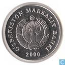 Usbekistan 1 Som 2000