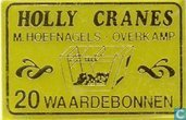 M. Hoefnagels Overkamp Holly-Cranes geel