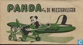 Panda en de meestervlieger