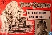 Comic Books - Jimmy Comando - De atoombom van Hitler