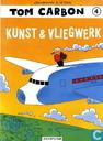 Comic Books - Tom Carbon - Kunst & vliegwerk
