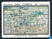 "exposition d'art ""Salon de Mayo"" (I)"