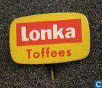 Pins and buttons - Lonka - Breda - Lonka Toffees [red]