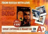 20100227 De ultieme collectie James Bond - From Russia with Love