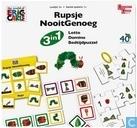 Rupsje Nooitgenoeg 3 in 1 Lotto Memo Bedtijdpuzzel