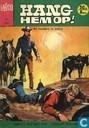 Comic Books - Lasso - Hang hem op!