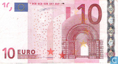 Eurozone 10 Euro X-P-Du