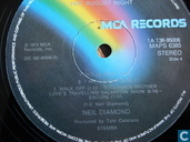 Platen en CD's - Diamond, Neil - Hot august night