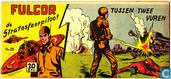Comics - Fulgor - Tussen twee vuren