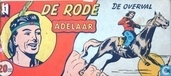 Comic Books - Rode Adelaar, De - De overval