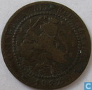 Pays Bas 1 cent 1882