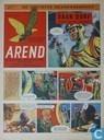Bandes dessinées - Arend (magazine) - Jaargang 4 nummer 43