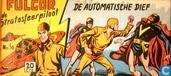 Comic Books - Fulgor - De automatische dief