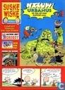 Comic Books - Suske en Wiske weekblad (tijdschrift) - 2001 nummer  18