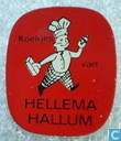 Koekjes van Hellema Hallum [rood]