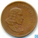 South Africa 1 cent 1965 (english)