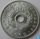 Greece 10 lepta 1969
