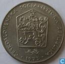 Tchécoslovaquie 2 koruny 1973