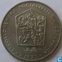 Tsjecho-Slowakije 2 koruny 1973
